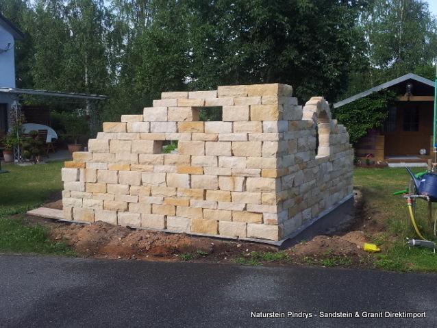 sandstein mauersteine 10x20x40 cm lagerfugen ges gt sandstein natursteine ist ein. Black Bedroom Furniture Sets. Home Design Ideas