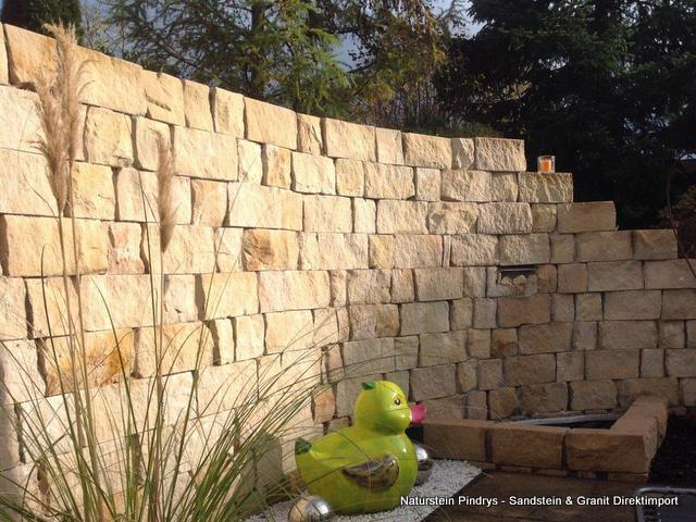 sandstein mauersteine 20x20x40 cm lagerfugen ges gt sandstein natursteine ist ein. Black Bedroom Furniture Sets. Home Design Ideas